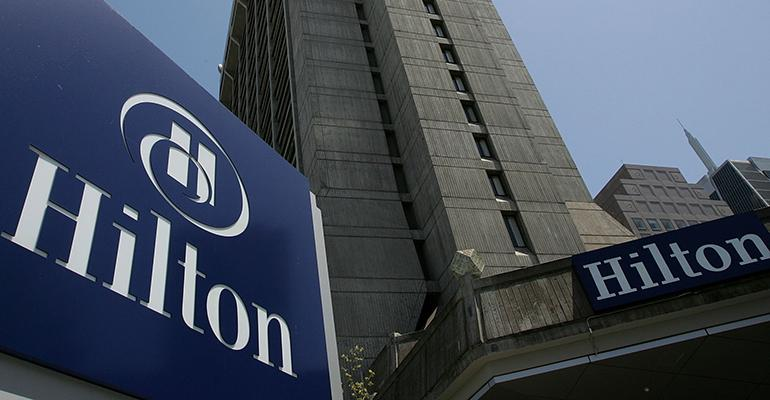 Hilton Grand Vacations Inc. (:HGV) Shares Gapping Up BMO