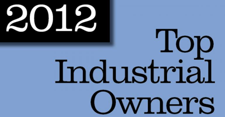 2012 Top Industrial Owners