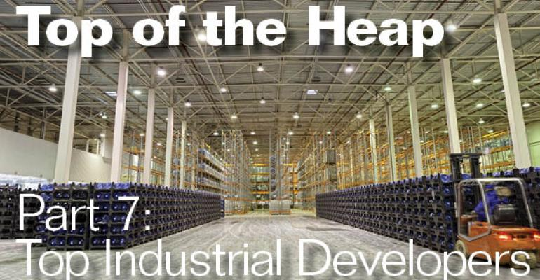 2015 Top Industrial Developers