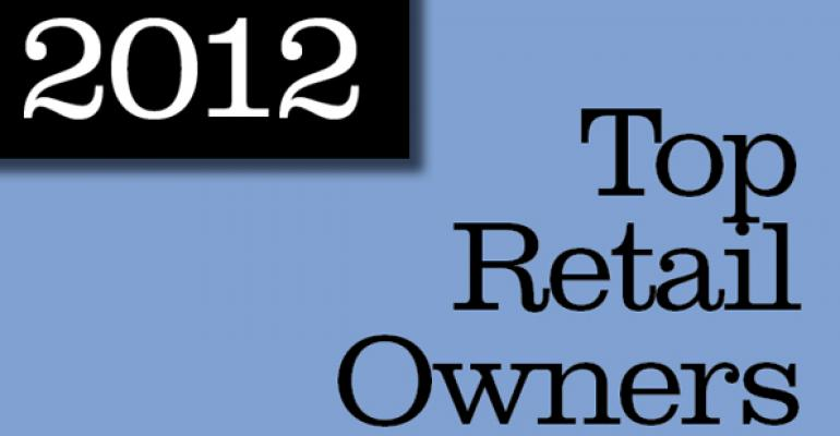 2012 Top Retail Owners