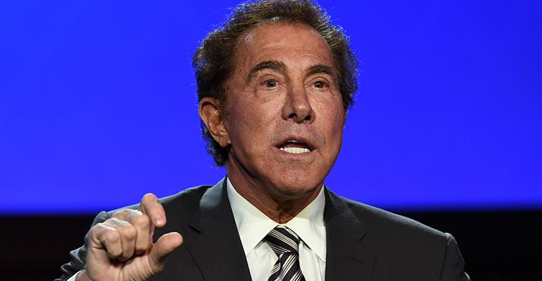 Shares of Wynn Resorts rise nearly three pc on Thursday