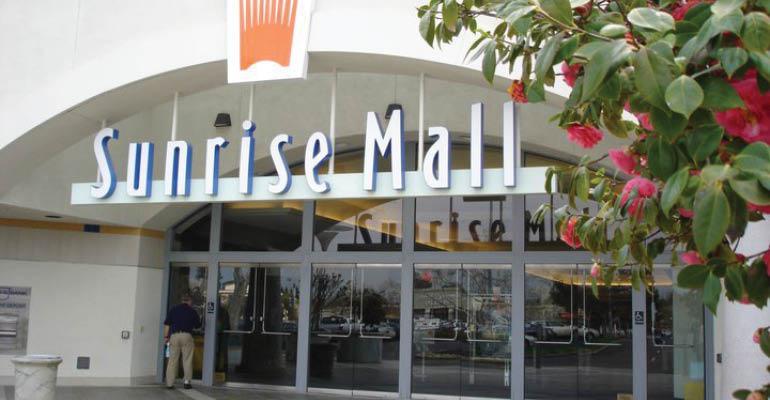 Sunrise Mall