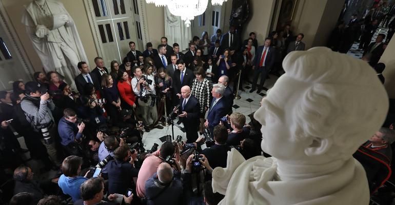 tax reform vote