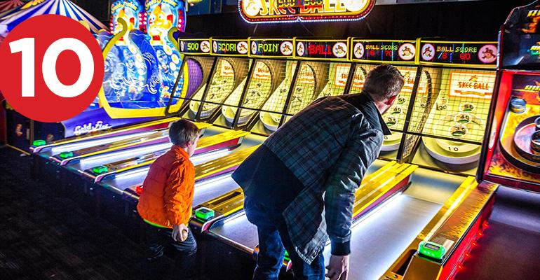 ten must reads Dave & Busters
