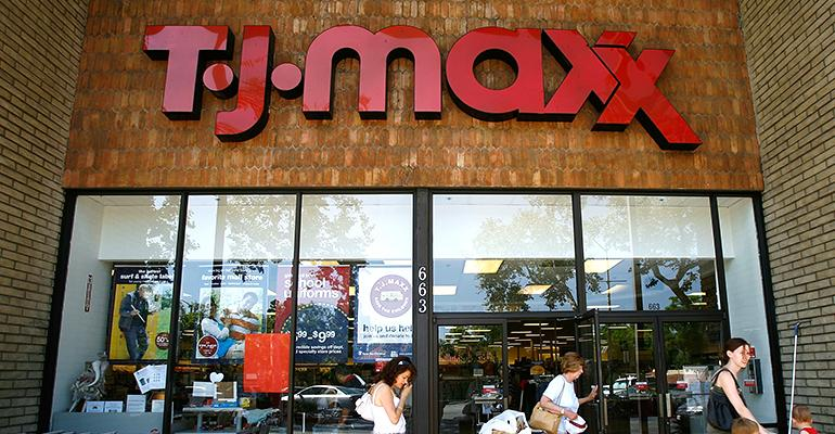 TJX stores