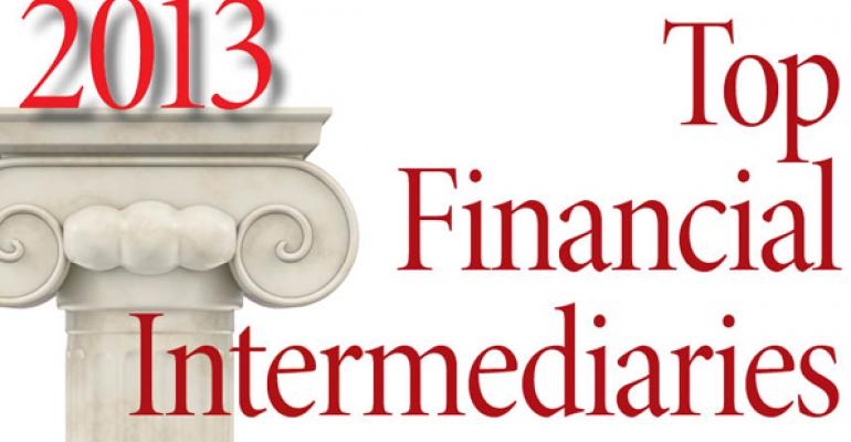 2013 Top Financial Intermediaries