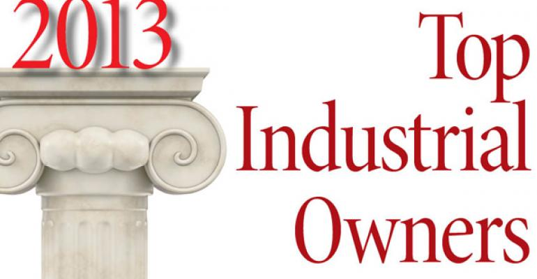 2013 Top Industrial Owners