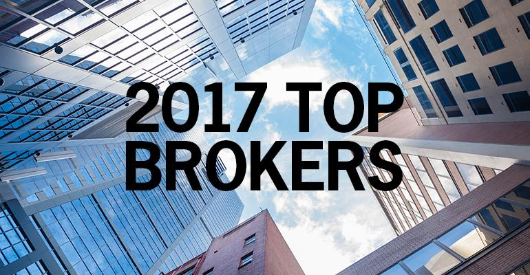 top brokers 2017