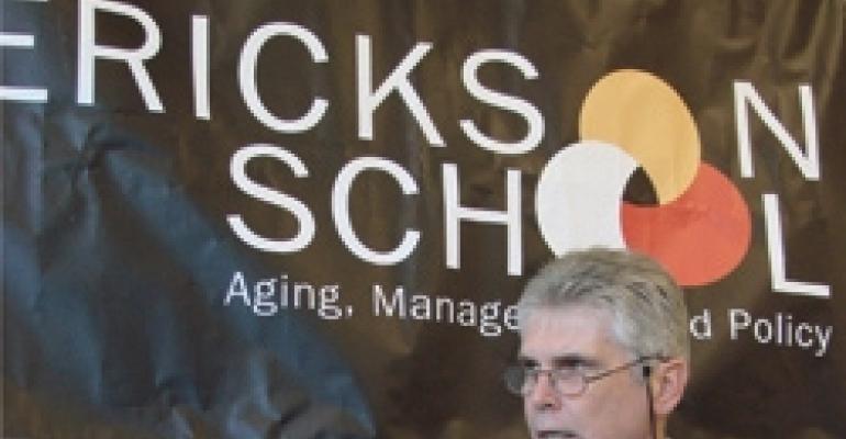 New Education Program Debuts As Seniors Housing Matures