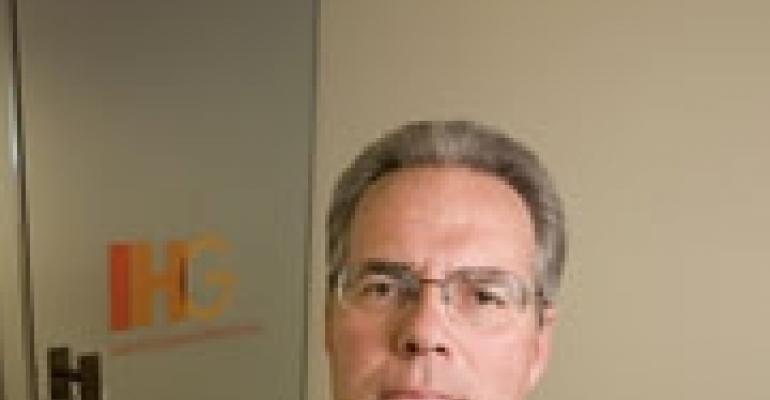IHG President Stevan Porter Dies at 53