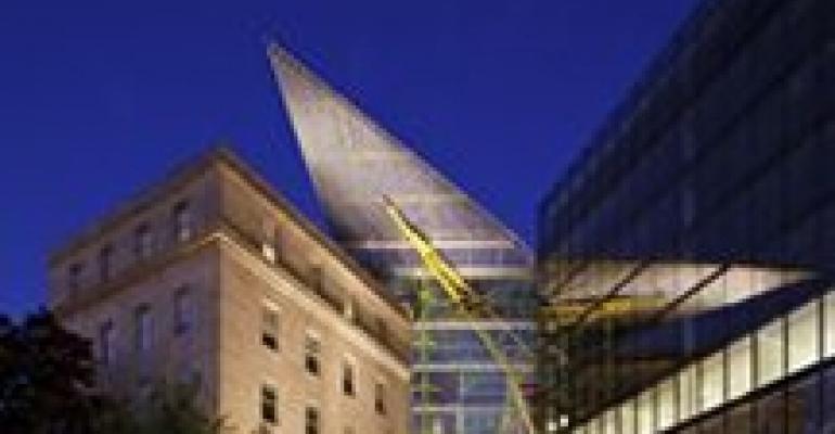 Landmark D.C. Building Earns LEED Gold Certification