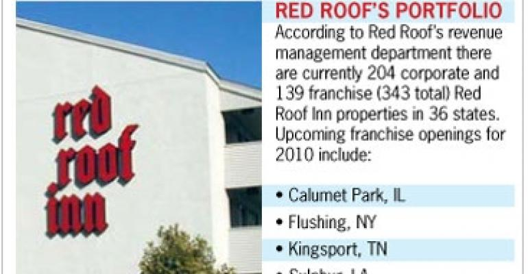 Foreclosures Reveal Red Roof Inn Distress