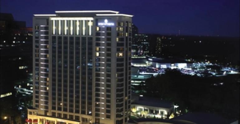 InterContinental Sells Atlanta Hotel for $105 Million