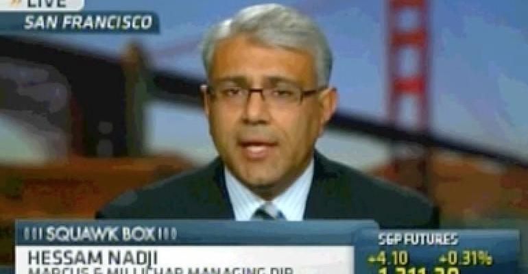 Investor Sentiment Soars: CNBC Interviews Hessam Nadji on Latest M&M/NREI Research Findings