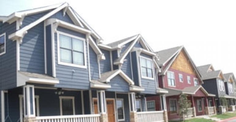 Walker & Dunlop Arranges $12.7 Million Refinancing of Construction Loan for Student Housing Community in Texas