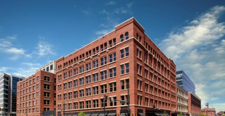 Hines Sells Office Building in Denver for $120 Million, Retains Property Management Duties