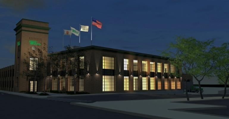 Shawmut Breaks Ground on $18 Million Expansion Project for Taco in Cranston, R.I.