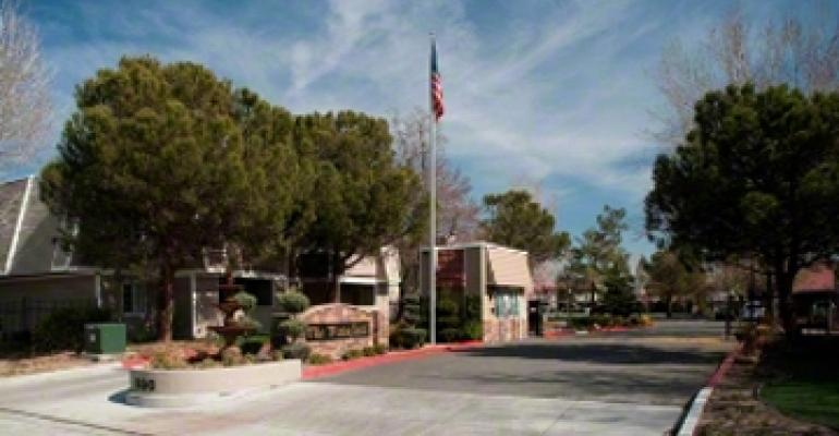 $13.8 Million Bank-Owned Multifamily Property Changes Hands in Sparks, Nev.