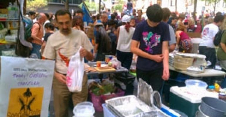 Occupy Wall Street Raises Questions About Privately-Owned Public Spaces