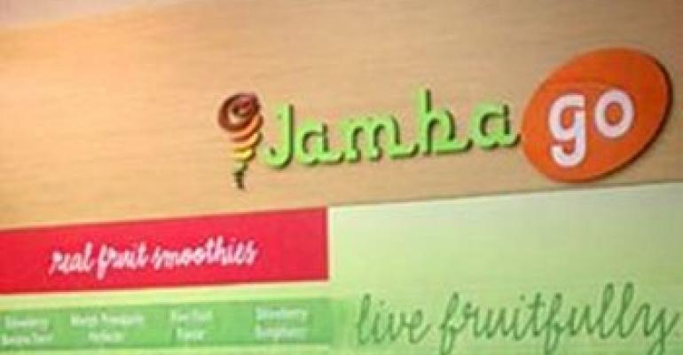 Jamba Juice on Growth, JambaGo