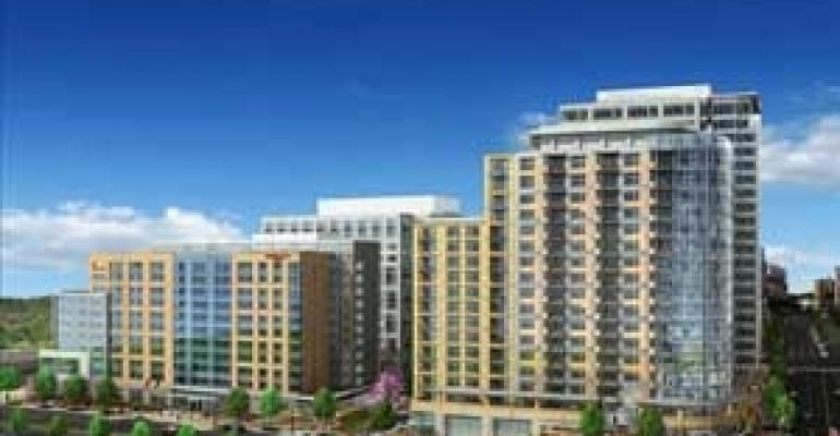 HFF Arranges $71M Construction Loan for High-Rise Multifamily in Arlington, VA
