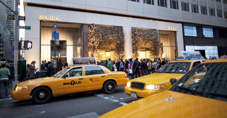 Zara Unveils Mega-Flagship at 666 Fifth Avenue