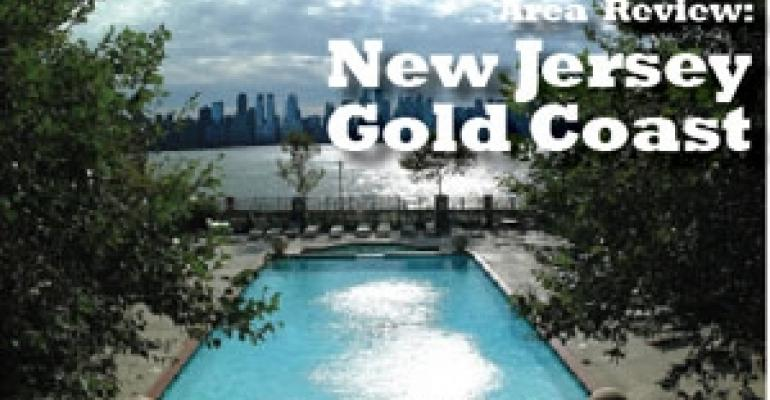 West of the Hudson River, New Jersey's Gold Coast Shines