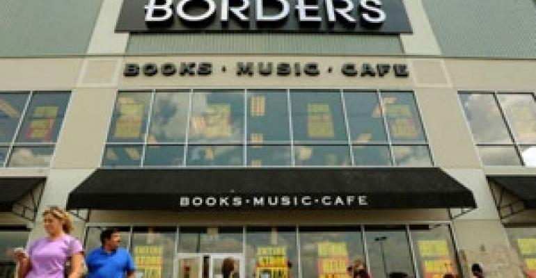 A Year Into Borders Liquidation, Space Absorption Progresses as Expected