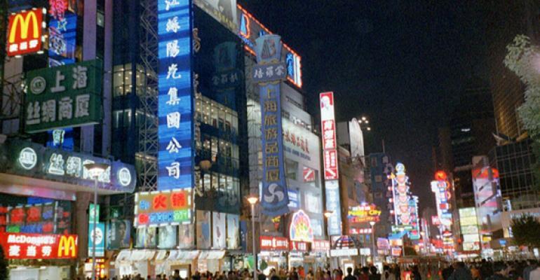 Shanghai Lands on Short List for International Retail Expansion