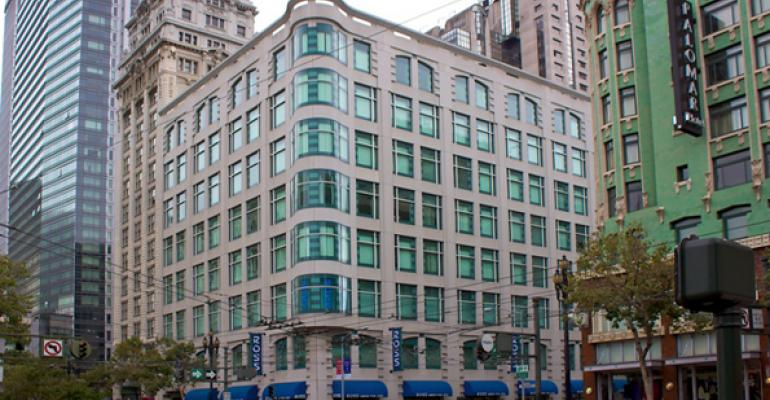 Jamestown Acquires San Francisco's 799 Market Street for Over $90M