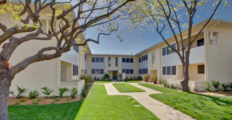 Red Mortgage Capital Provides $190.8M Loan for the Rehabilitation of California Apartment Community