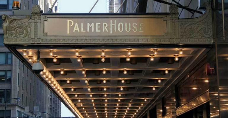 JLL Arranges $365M Financing for Palmer House