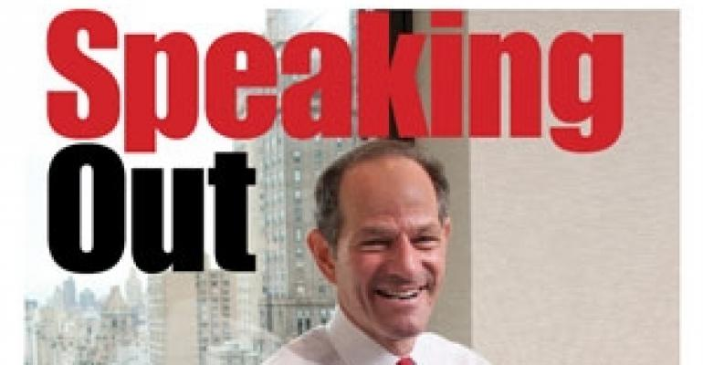 Eliot Spitzer Discusses the Election, Economic Policy, Tax Reform and What it Means for Real Estate