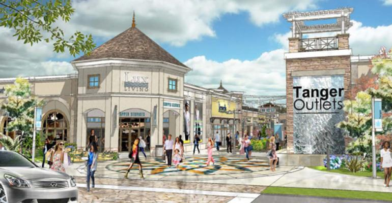 Simon, Tanger Partner on Outlet Developments in North Carolina and Ohio