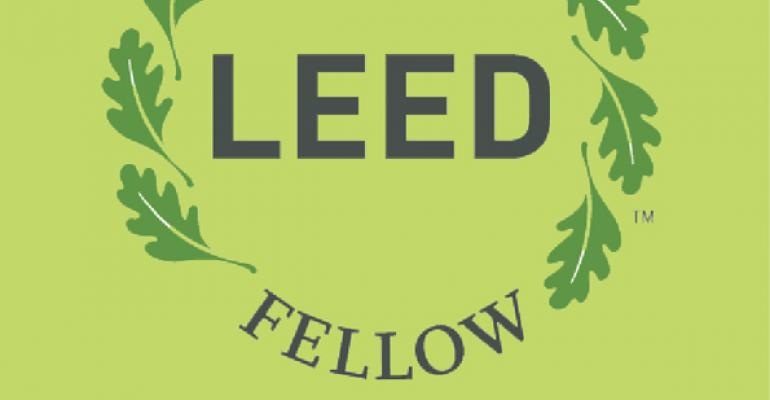 USGBC Announces 2012 Class of LEED Fellows