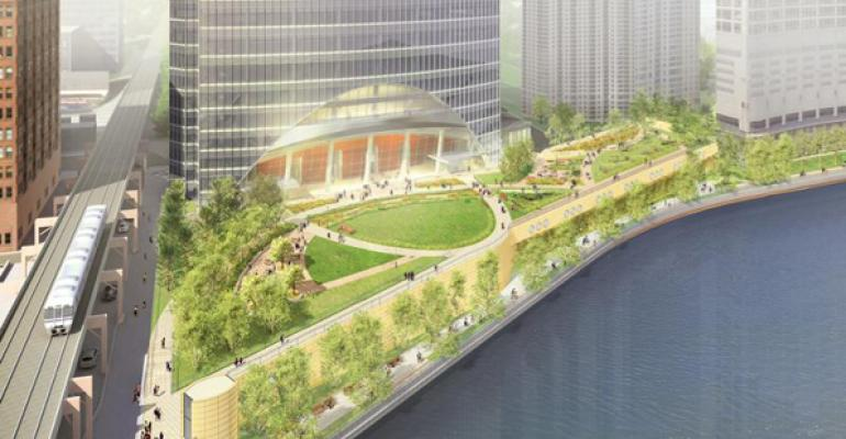 McDermott Will Signs as Anchor for $300M Tower