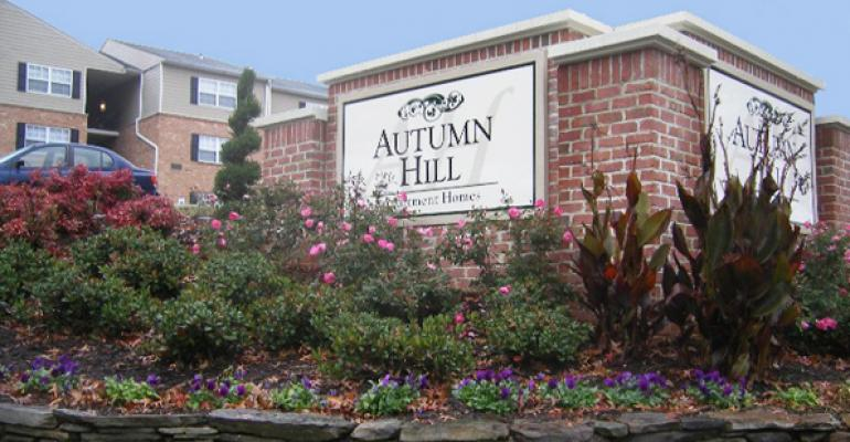 Autumn Hill Apartments Charlottesville Va