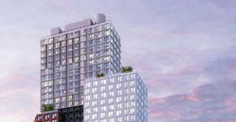 Some Assembly Required: FCRC Builds Modular Apartment Tower