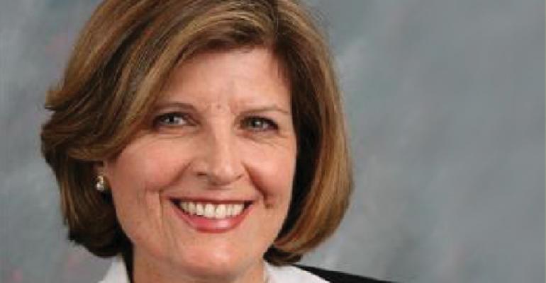 CBRE's Patricia Riedel Named 2013 President of CREW N.J.