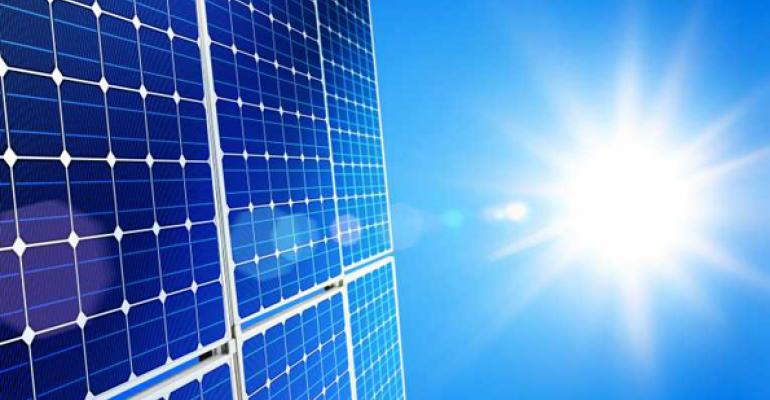 Solis Partners Installs Solar Energy System for Federal Business Centers