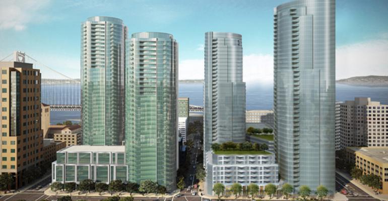 Tishman, China Vanke Plan $650M Condo Project