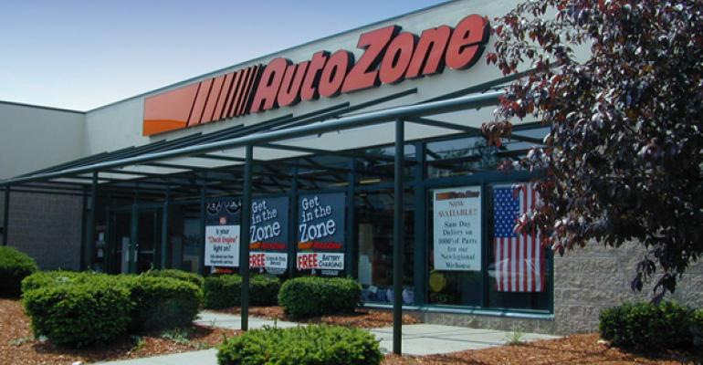 Cap Rates Compress in Net Lease Auto Parts Store Sector