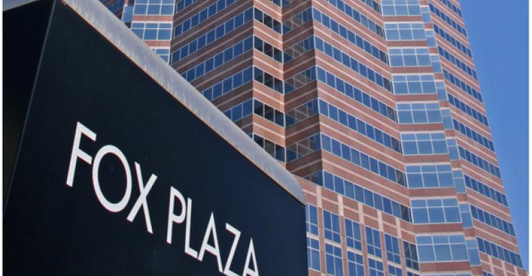 Essex Buys Top Floors at Fox Plaza for $135M
