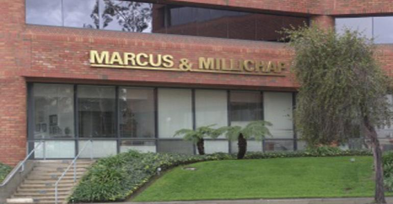 Marcus & Millichap Sells New Apartments