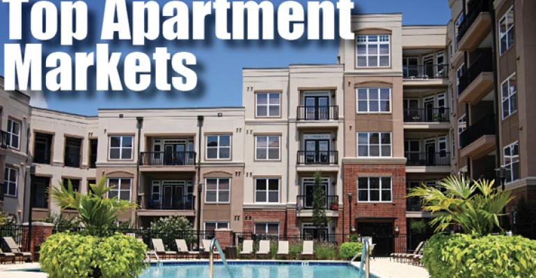 Five Characteristics Define the Nation's Top Multifamily Markets
