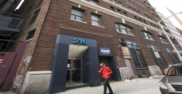 American Realty Capital New York Recovery REIT Acquires Chelsea Office Property for $112M