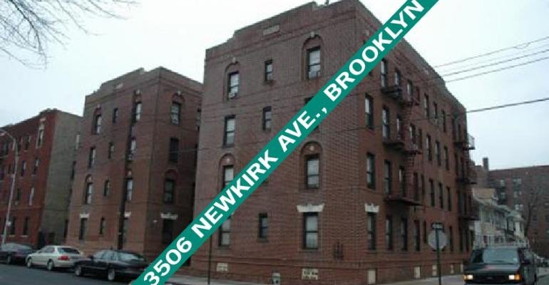 Local Investor Pays $2.6M for Apartment Building in Brooklyn, Plans Upgrades
