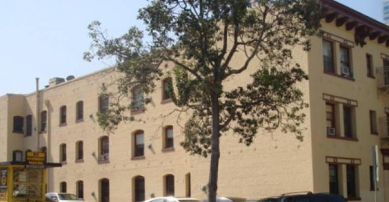 TRG Buys $3.05M Apartment Building in LA