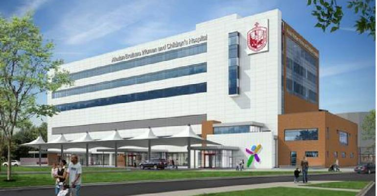 $125M Women & Children's Hospital Opens