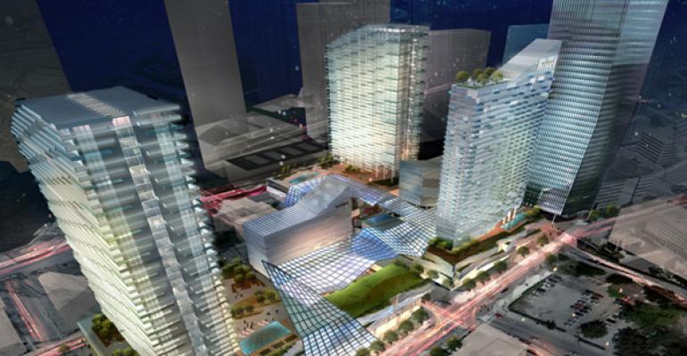Americaribe, John Moriarty & Associates Awarded $500M Brickell CityCentre Construction Contract